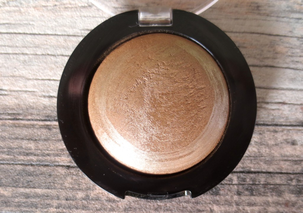 Essence I Love Nude Eyeshadow sweet like chocolate