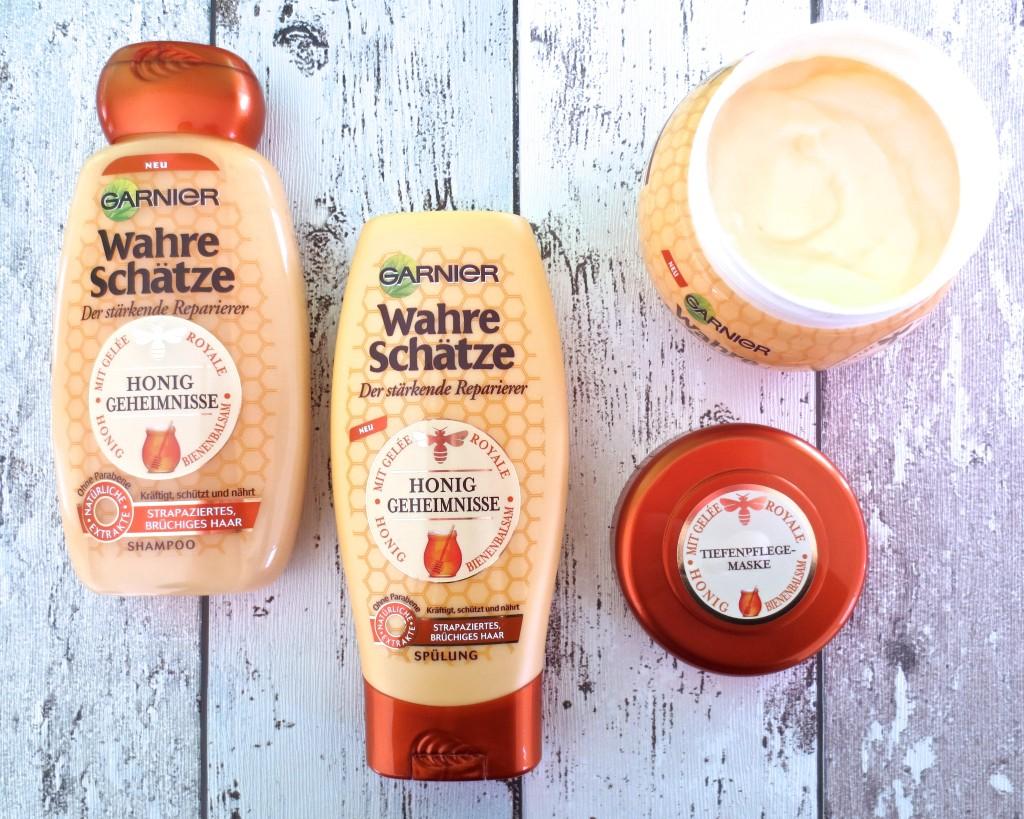 Garnier Wahre Schätze Honig Geheimnisse Haarpflege – Review