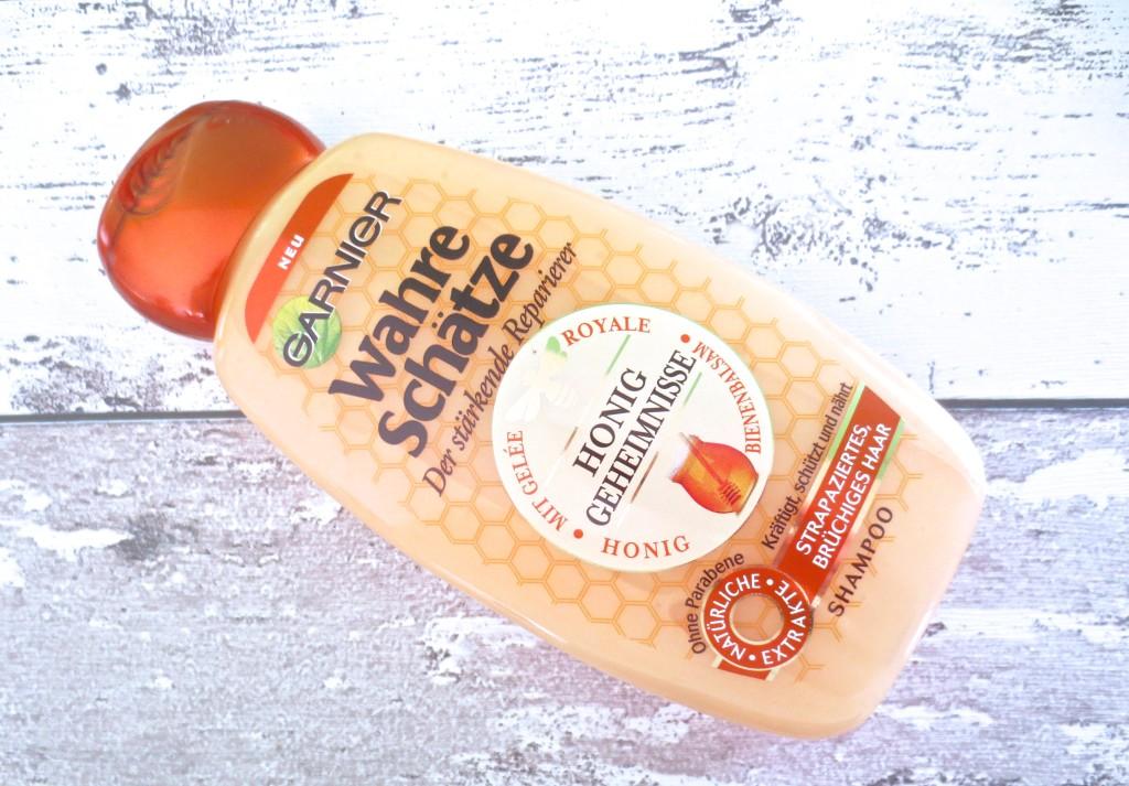 Garnier Wahre Schätze Honig Geheimnisse Shampoo