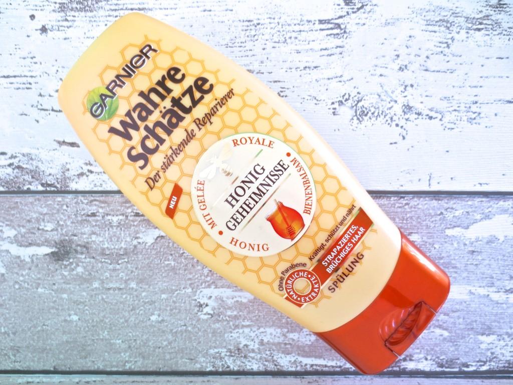 Garnier Wahre Schätze Honig Geheimnisse Spülung