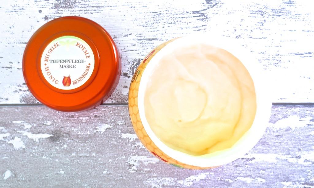 Garnier Wahre Schätze Honig Geheimnisse Tiefenpflegemaske
