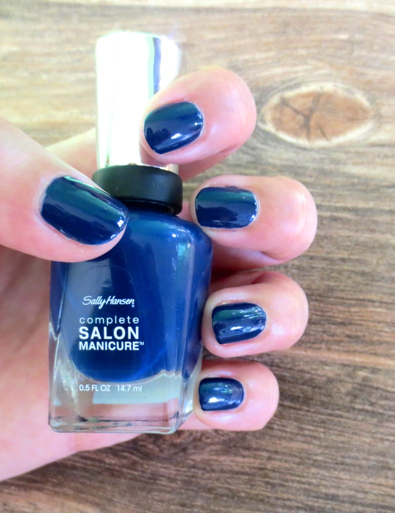 Sally Hansen Designer Collection 2015 Herbst Fall Midnight Affair