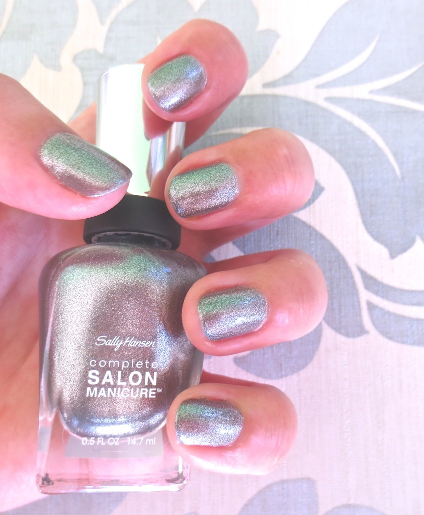 Sally Hansen Designer Collection 2015 Herbst Fall Lady T