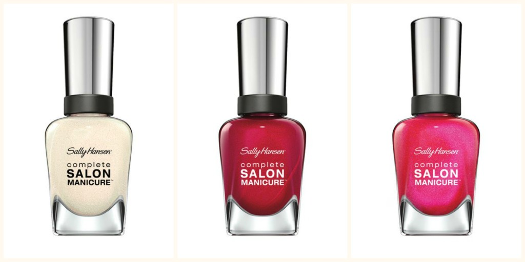 Sally Hansen Holiday 2015 Collage 1