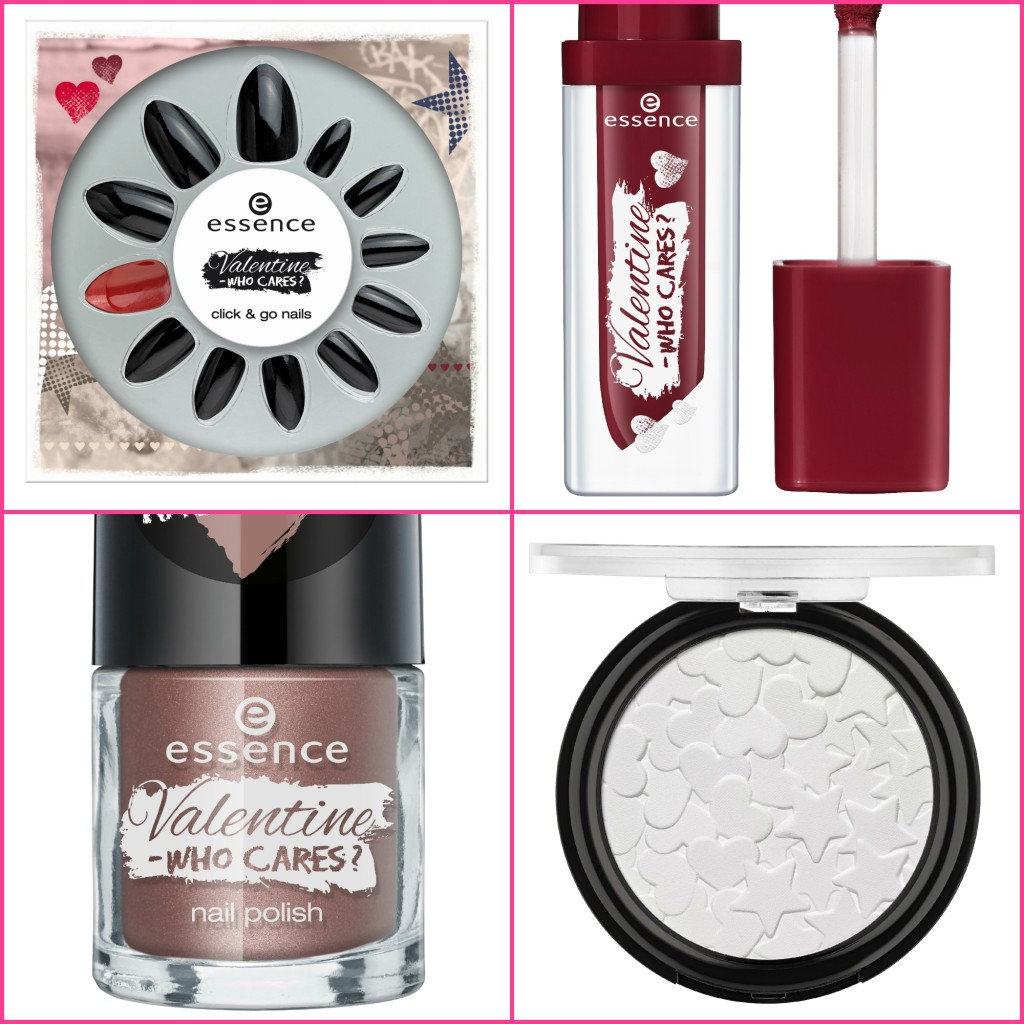 Beauty News: Essence Valentine who cares? Limited Edition