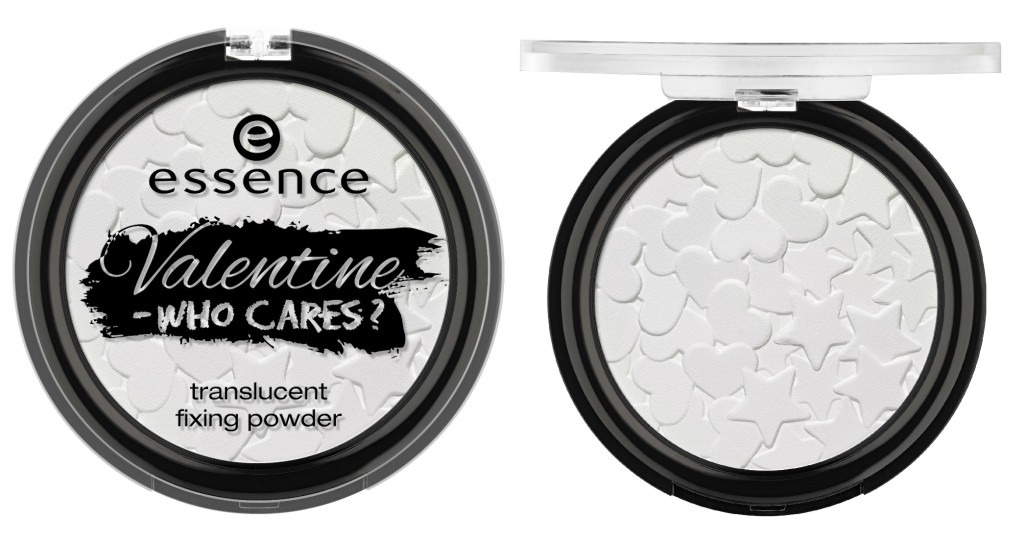 Essence Valentine Who Cares Transluscent Fixing Powder Collage