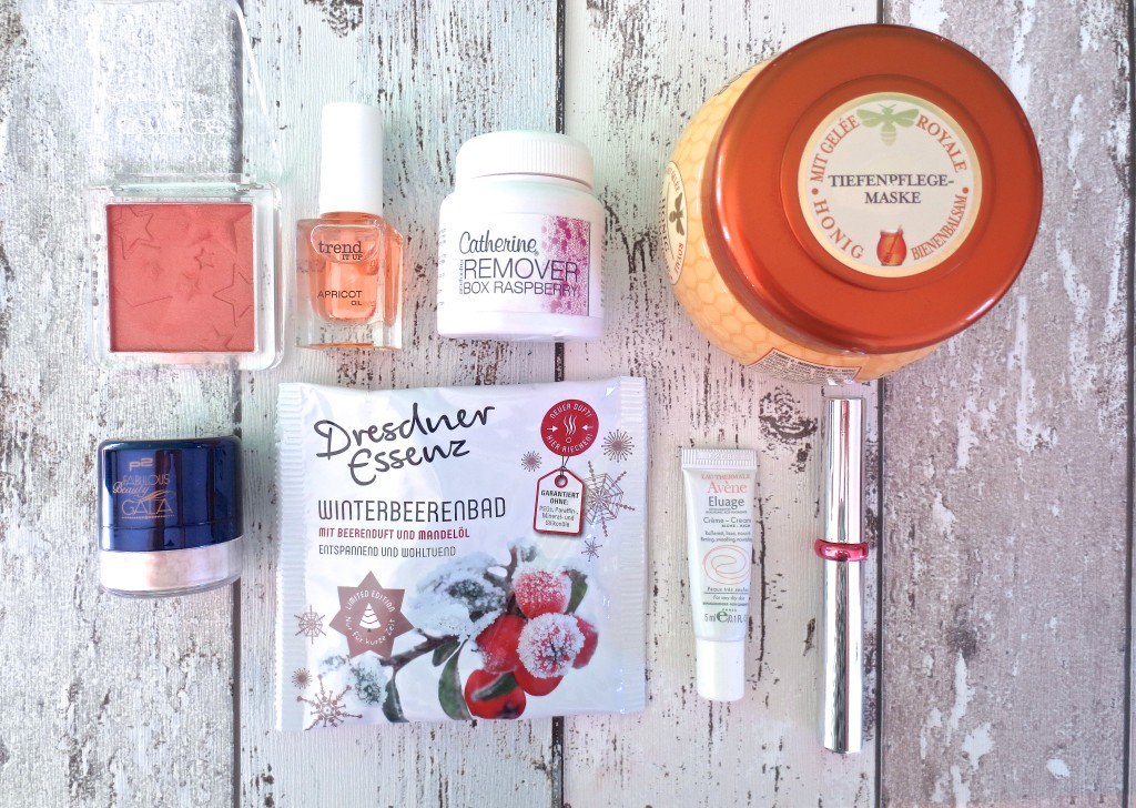 Beauty Favoriten November 2015
