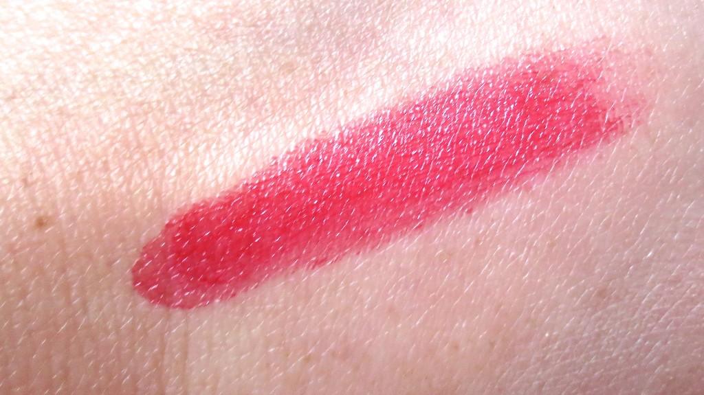 Yves Rocher Lippenstift Swatch