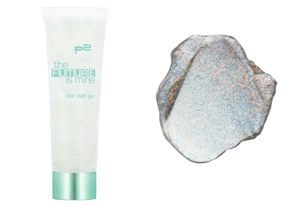 P2 Star Dust Gel Collage