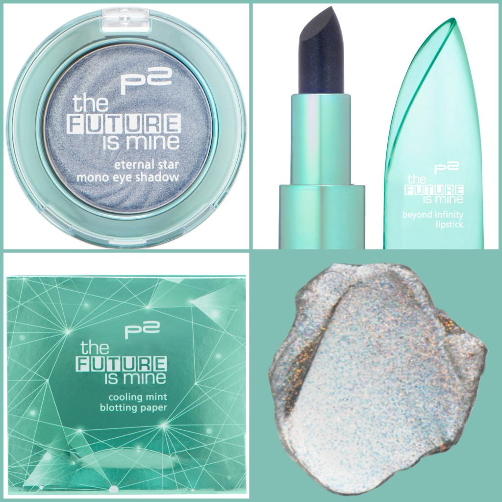 Beauty News: P2 The Future Is Mine Limited Edition