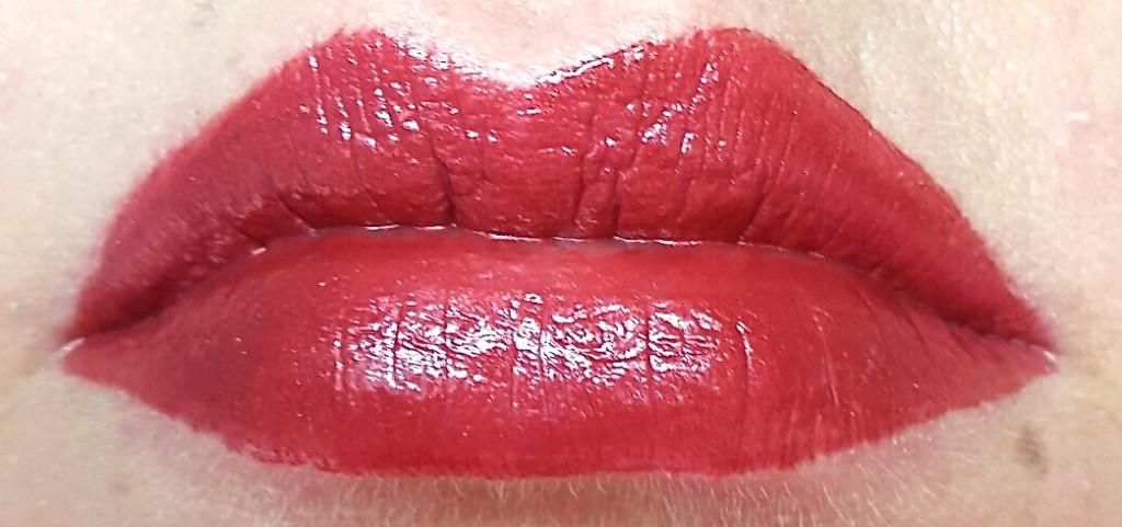 Madam Glam Lipgloss Sangria
