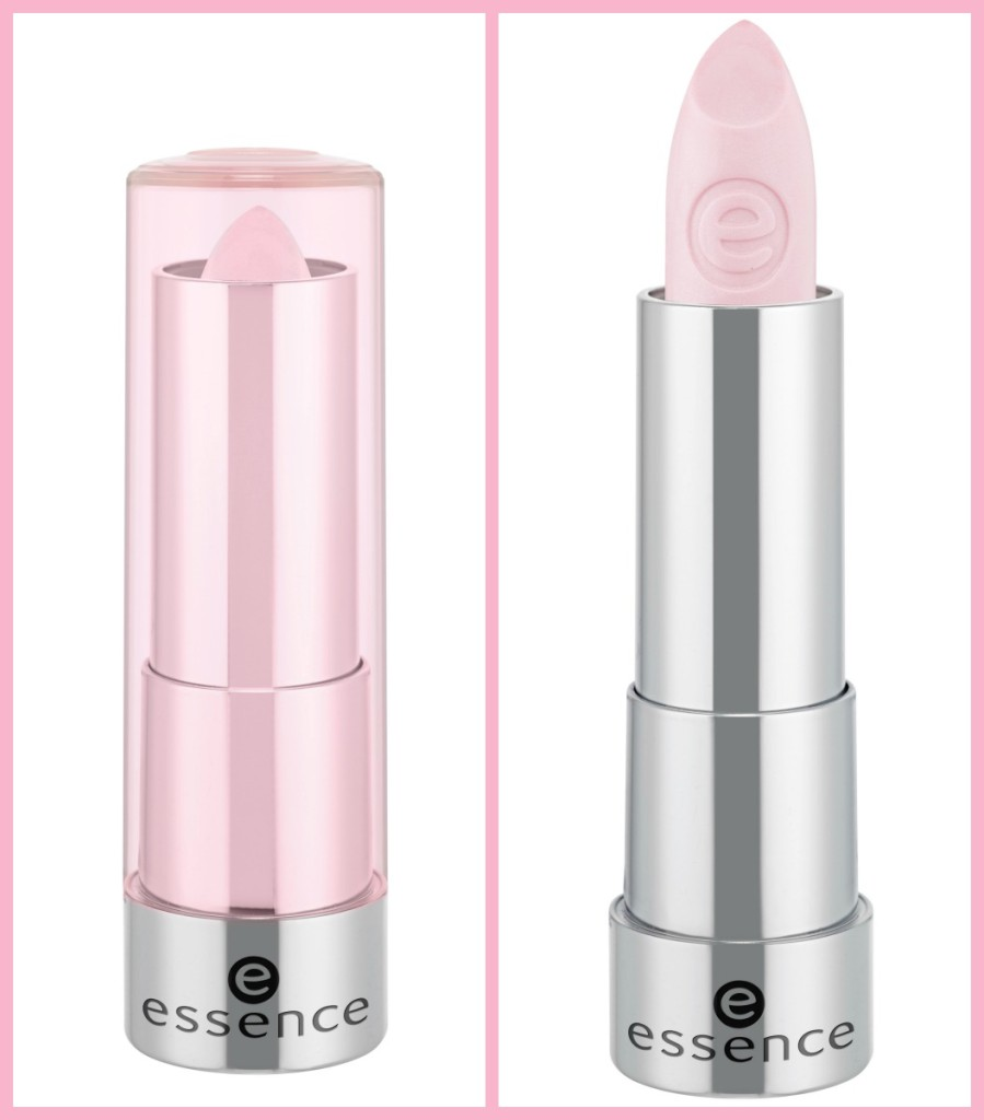 Essence wake up spring sheer lip balm Collage