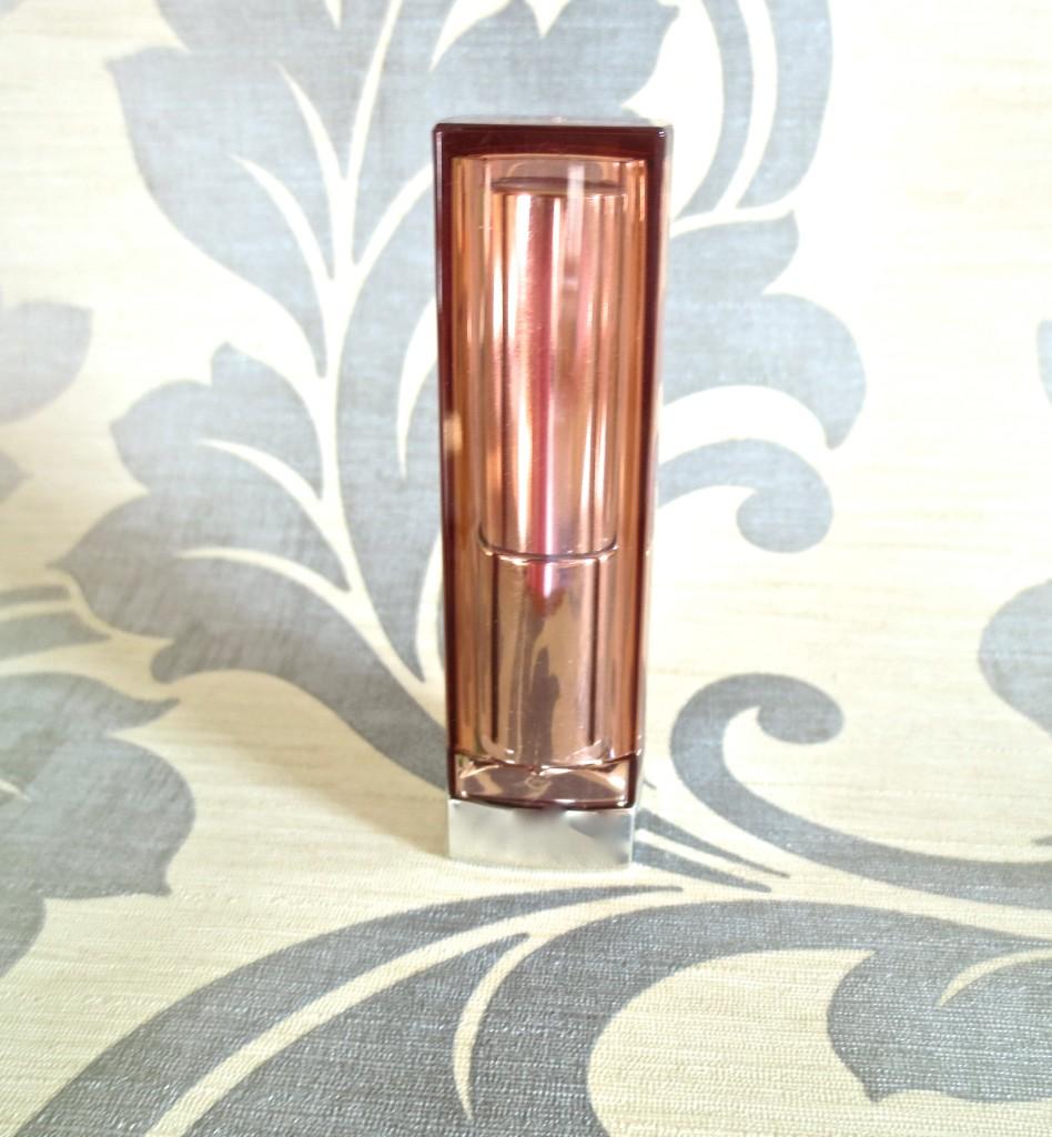 Maybelline the blushed Nudes Colorsensational Lippenstift 207 pink fling