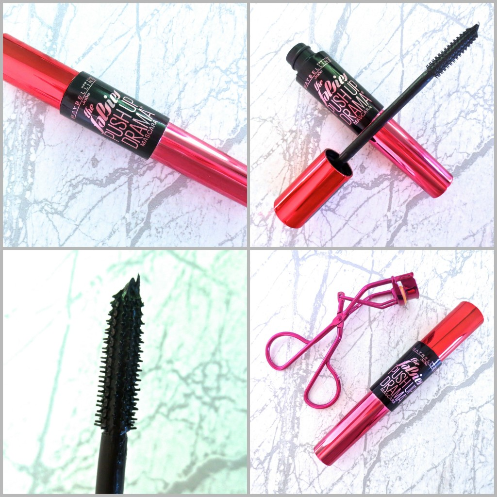 Maybelline the Falsies Push Up Drama Mascara – mein Review