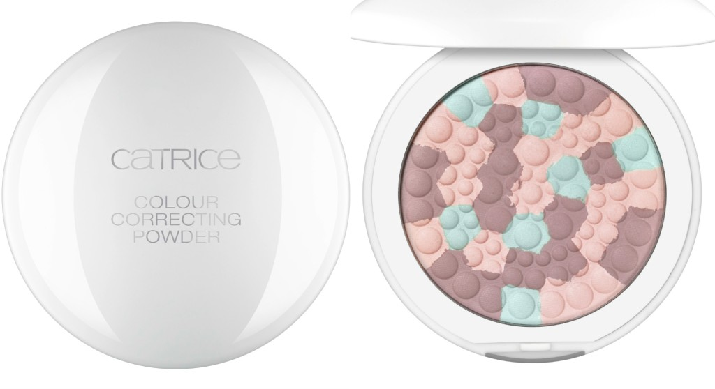 Catrice Bold Softness Colour Correcting Powder Collage
