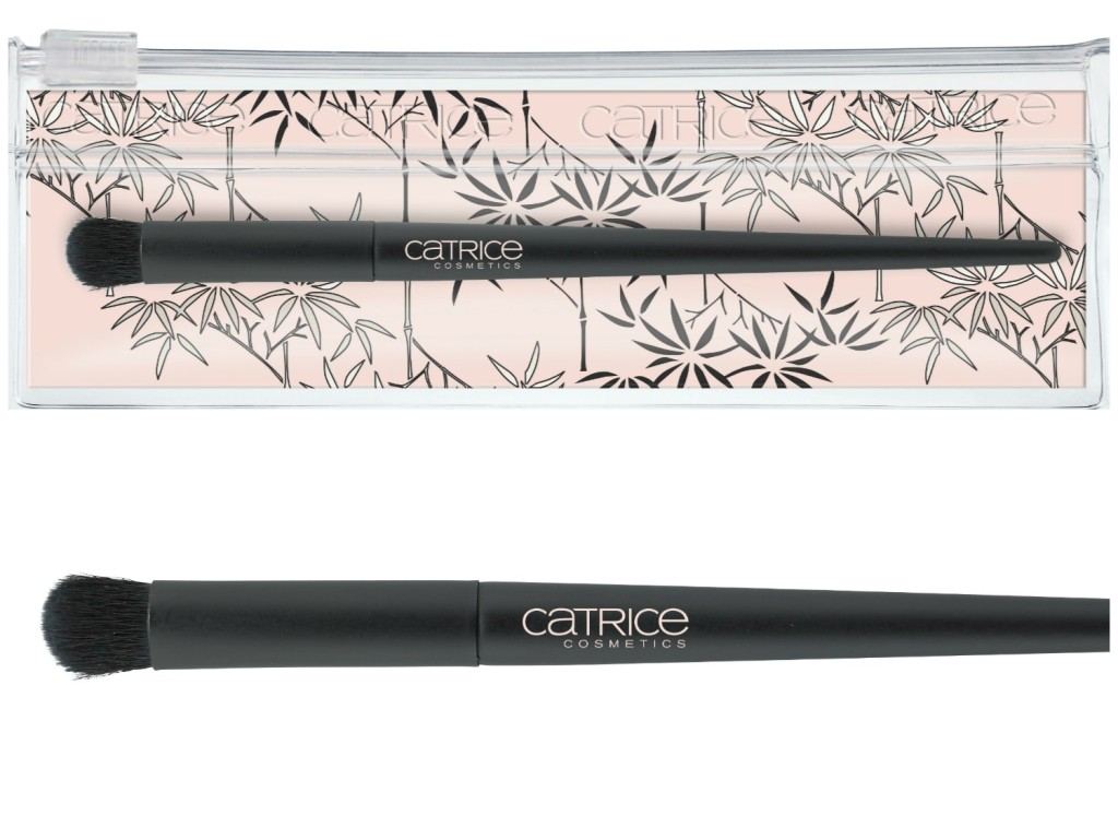 Catrice Zensibility Blending Brush Collage