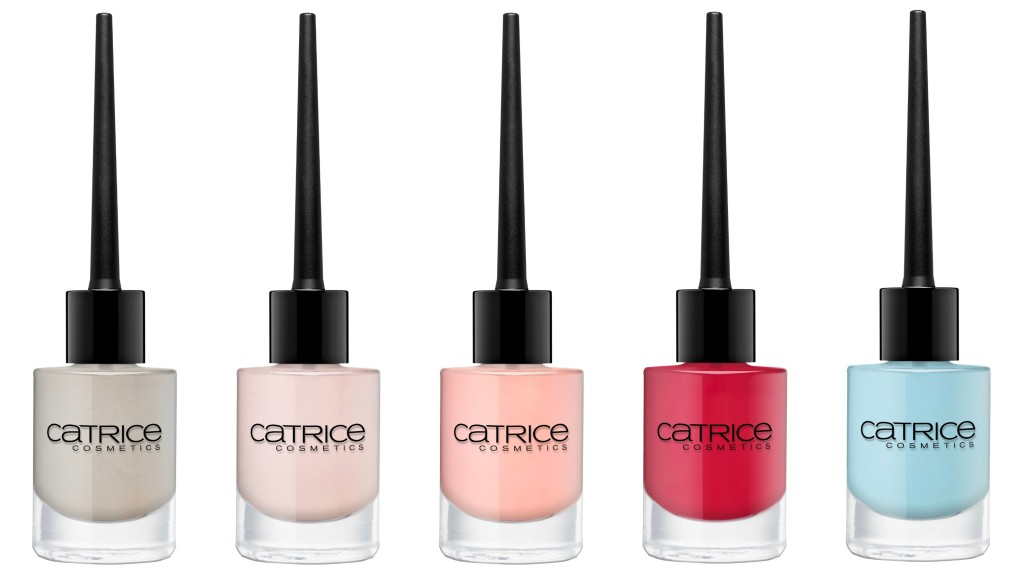Catrice Zensibility Nail Lacqeur Collage