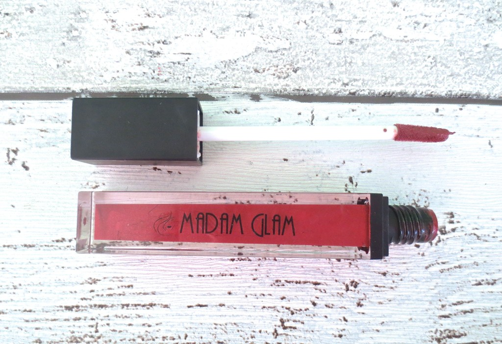 Beauty Favoriten Januar 2016 Madam Glam Lipgloss Sangria