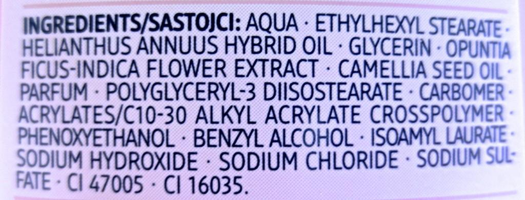 Balea Pflegendes Body Serum Inhaltsstoffe Incis