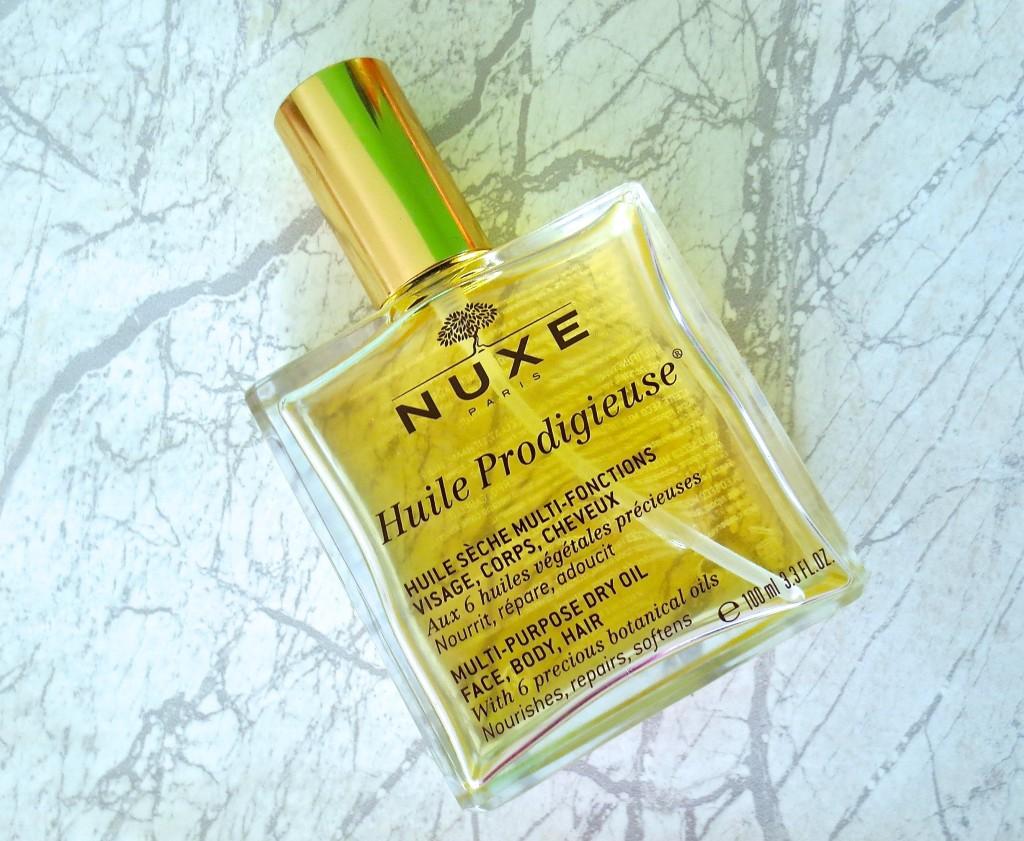 Nuxe Huile Prodigieuse Trockenöle dry oil