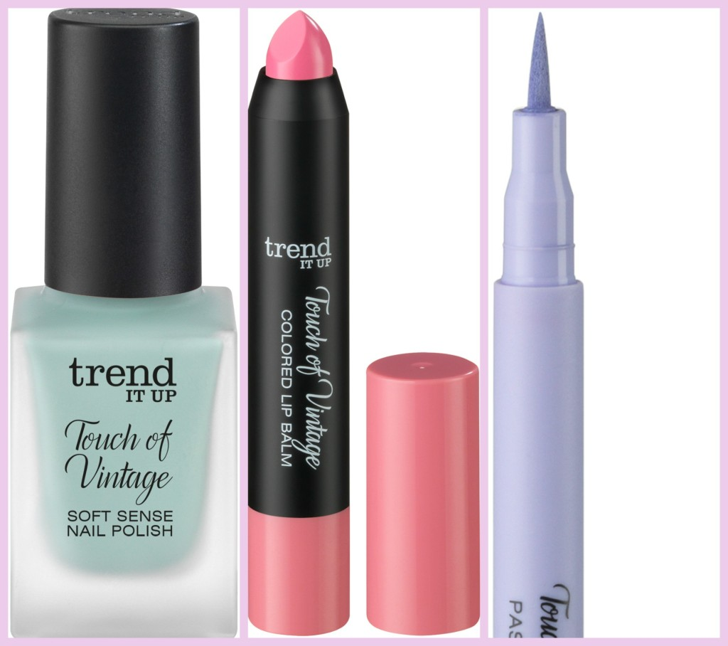 Beauty News: Trend it up! Touch of Vintage Limited Edition