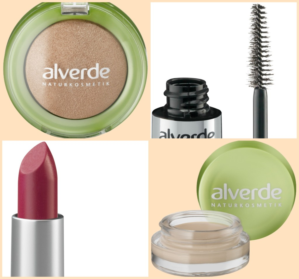 Beauty News: alverde Makeup Neuheiten März 2016