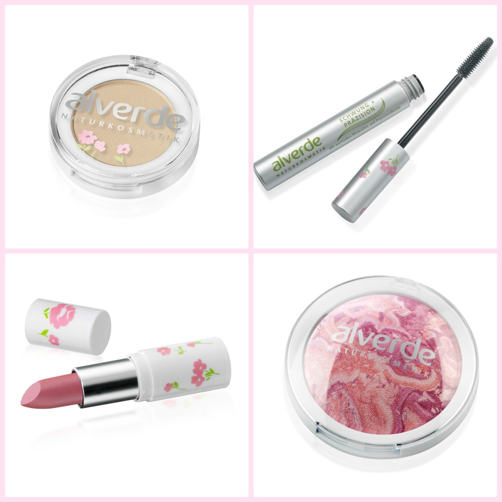Beauty News: Alverde Frühlingspoesie Limited Edition