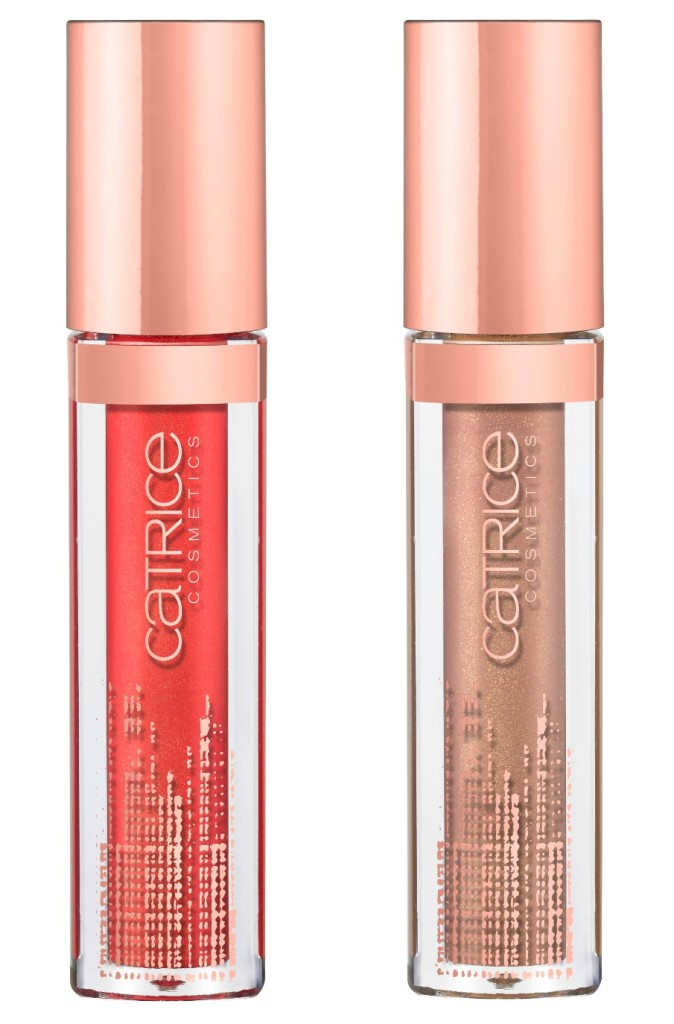 Catrice Divine Denim Luminous Lip Gloss Collage