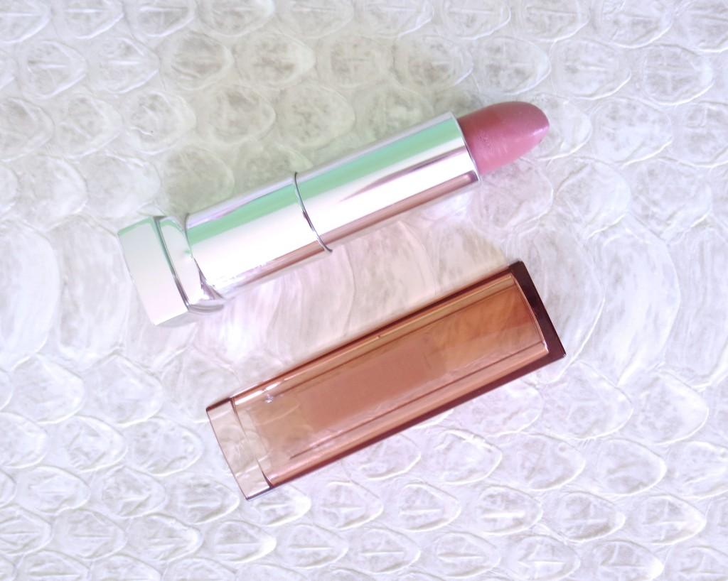 Maybelline Colorsensational the blushed nudes 207 pink fling Frühlingslippenstifte