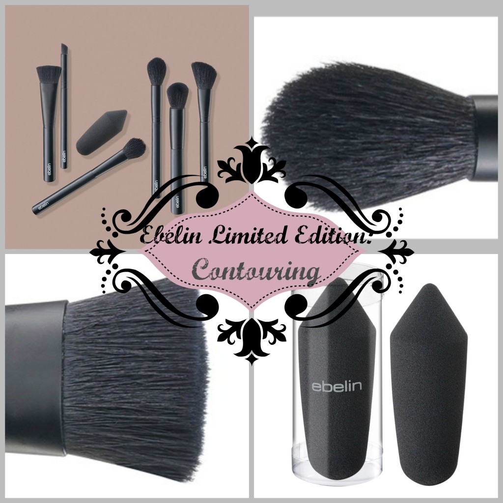 ebelin Contouring Limited Edition Collage