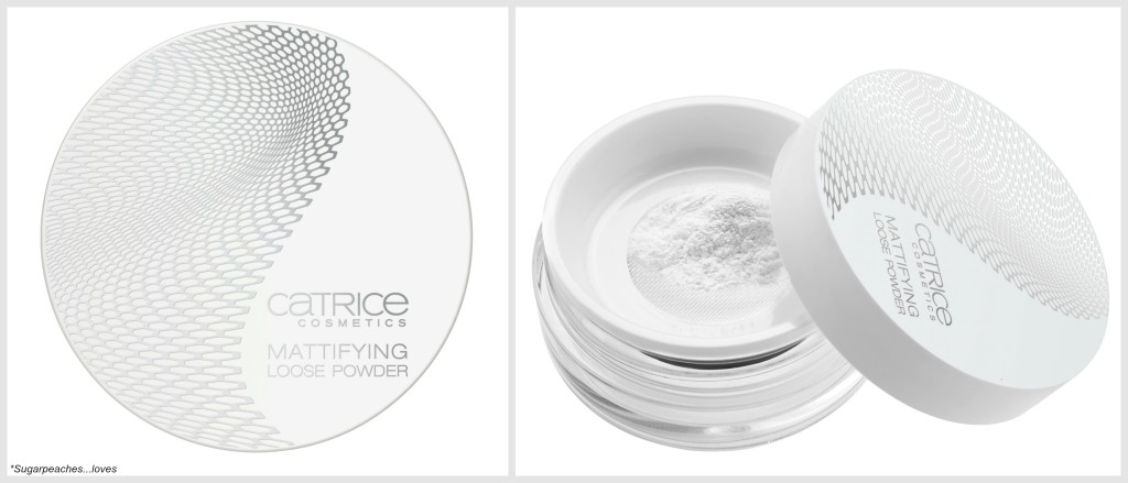 Catrice Net Works Mattifying Loose Powder Collage