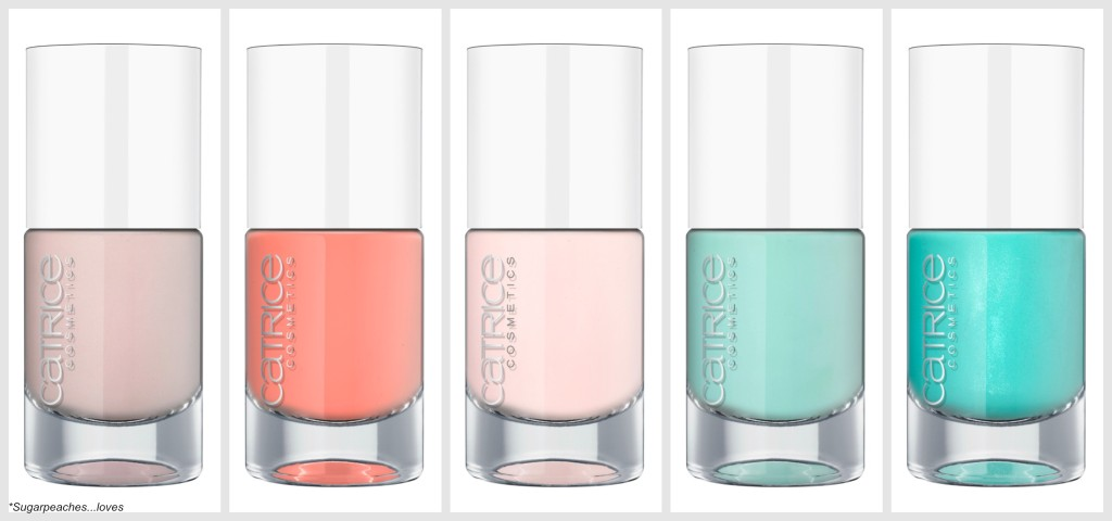 Catrice Net Works Nail Lacquer Collage