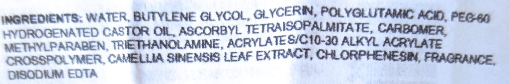 It's Skin Power 10 Formula VC Effector Incis Inhaltsstoffe