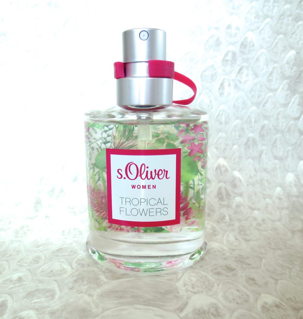S. Oliver Tropical Flowers Eau de Toilette