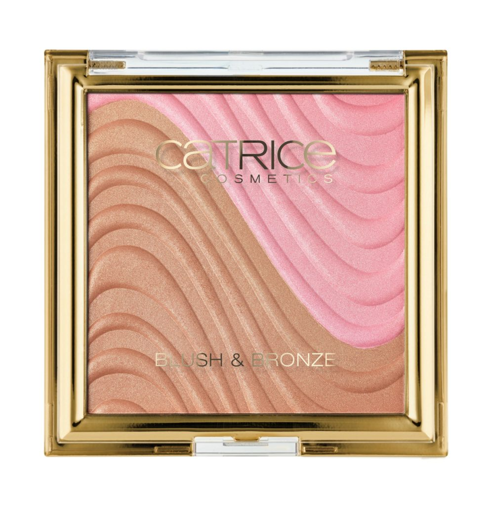 Catrice Sound of Silence Blush and Bronze