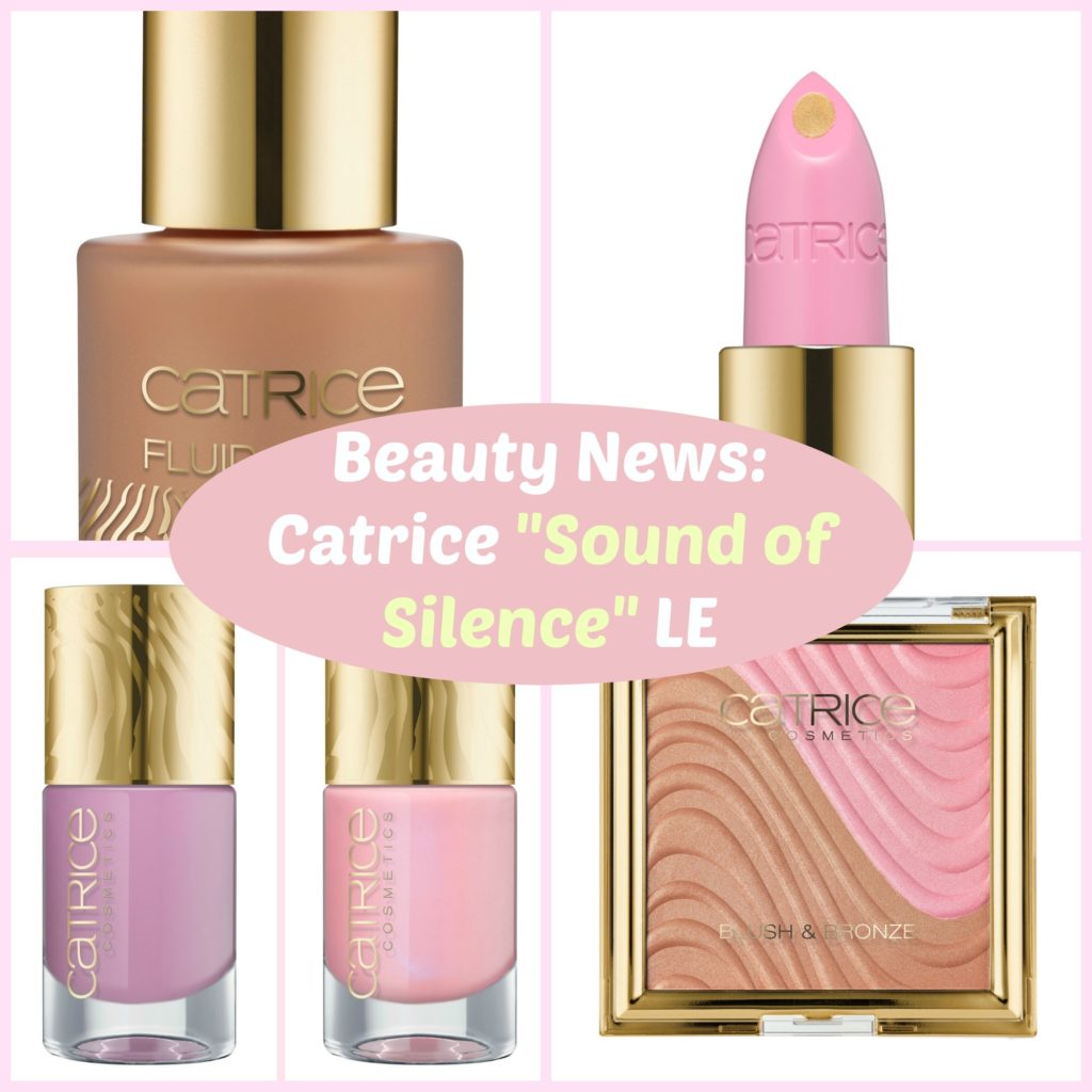 Beauty News: Catrice Sound of Silence Limited Edition