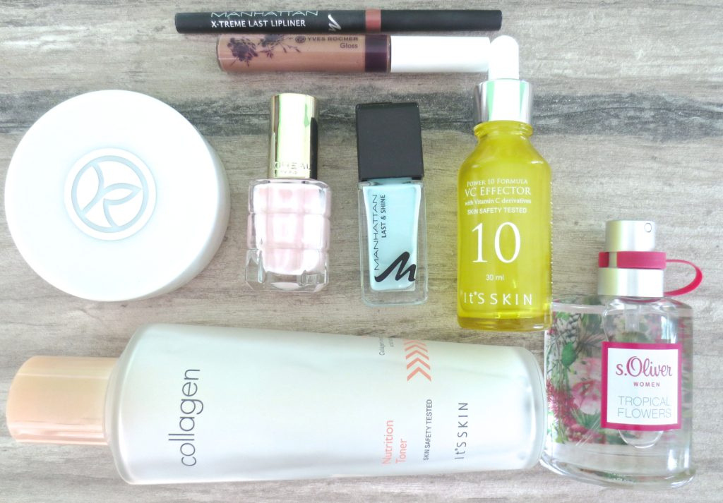 Beauty Favoriten April 2016
