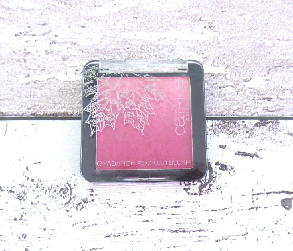 meine liebsten Blushes 2016 Catrice Fallosophy gradient powder Blush