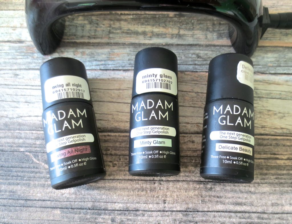 Madam Glam One Step Gel Polish