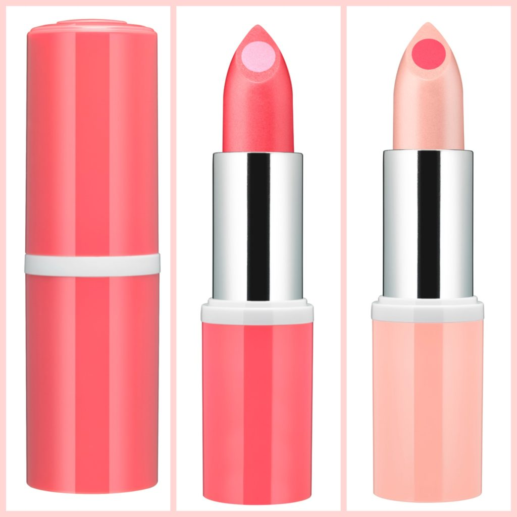essence the beach house core lipstick Collage