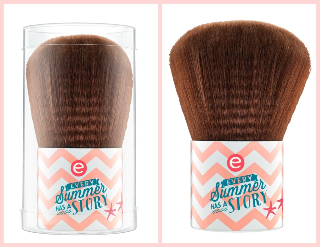 essence the beach house kabuki brush Collage