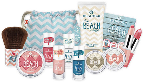 essence the beach house trend edition header