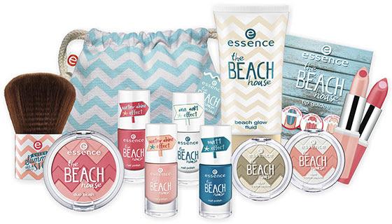 essence the beach house trend edition header