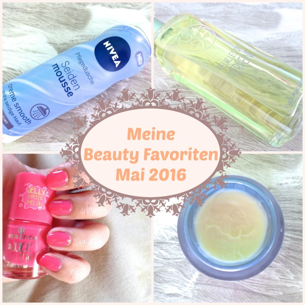 Beauty Favoriten Mai 2016 Collage