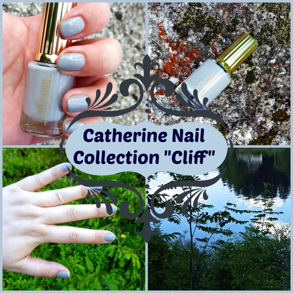 Catherine Nail Collection Cliff Collage