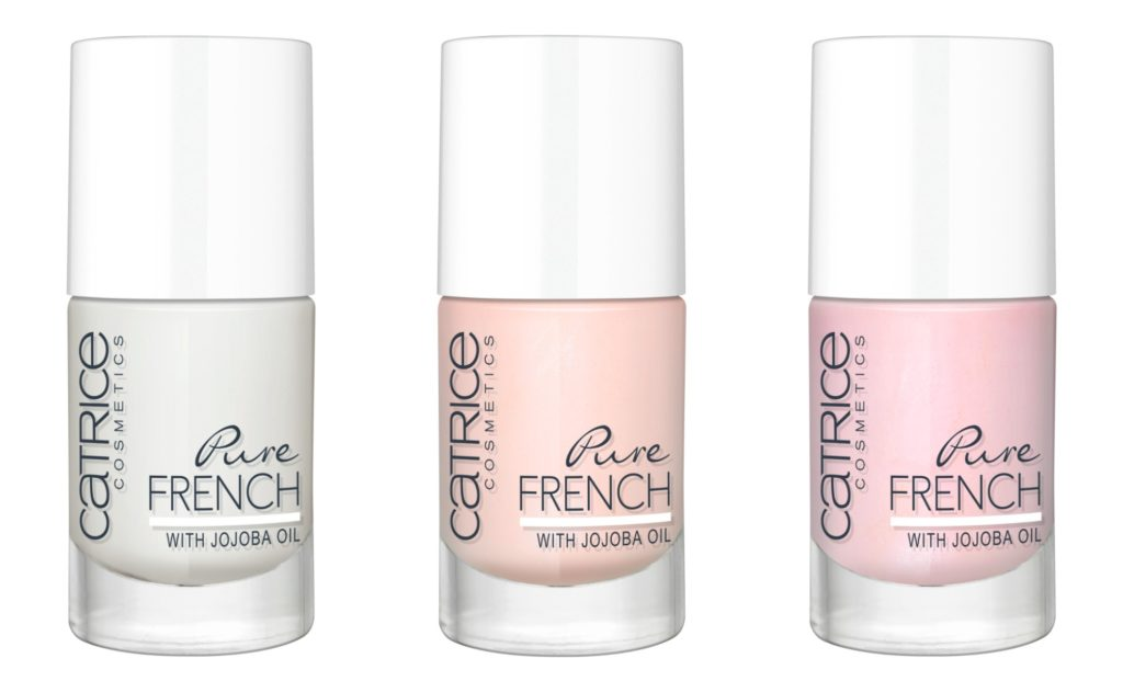 Catrice Neuheiten Herbst 2016 Pure French Nagellack Collage
