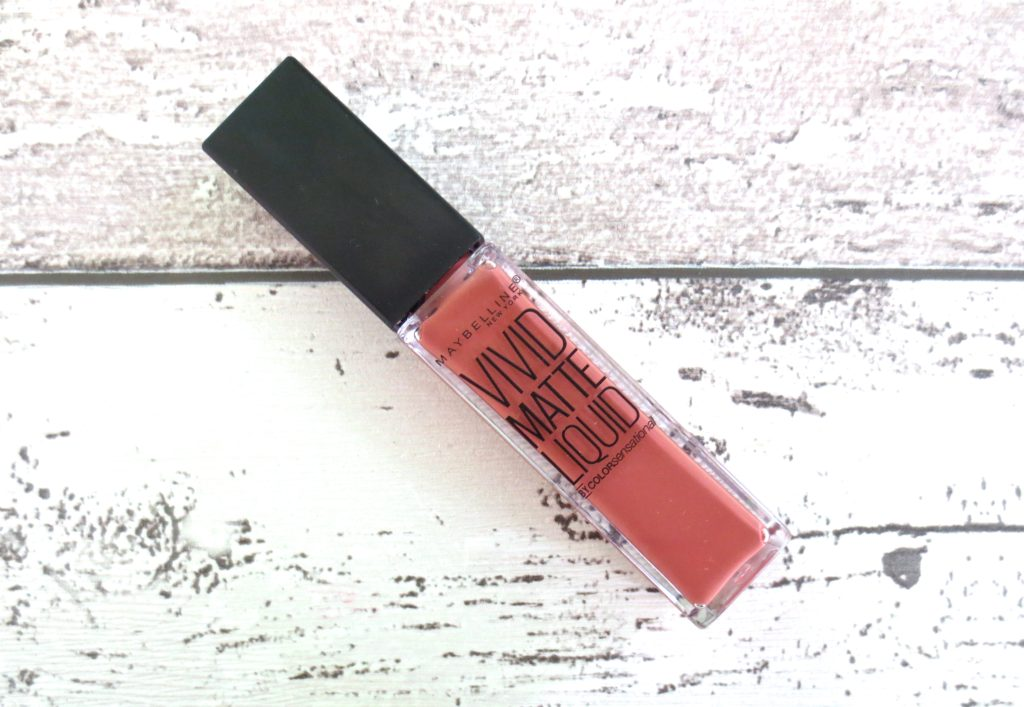 Maybelline Vivid Matte Liquid 50 Nude Thrill