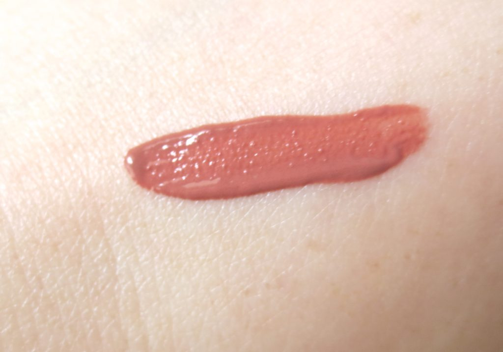 Maybelline Vivid Matte Liquid 50 Nude Thrill Swatch