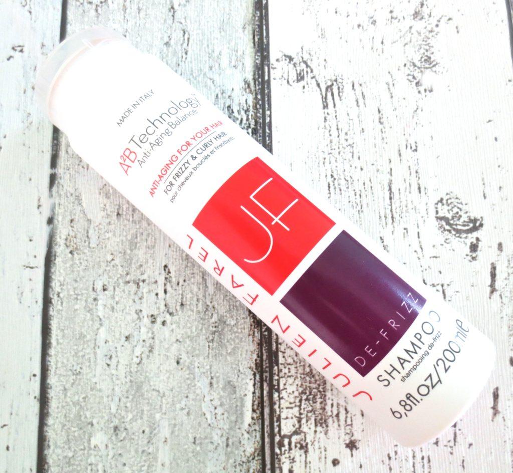 Julien Farel anti-aging De-Frizz Shampoo