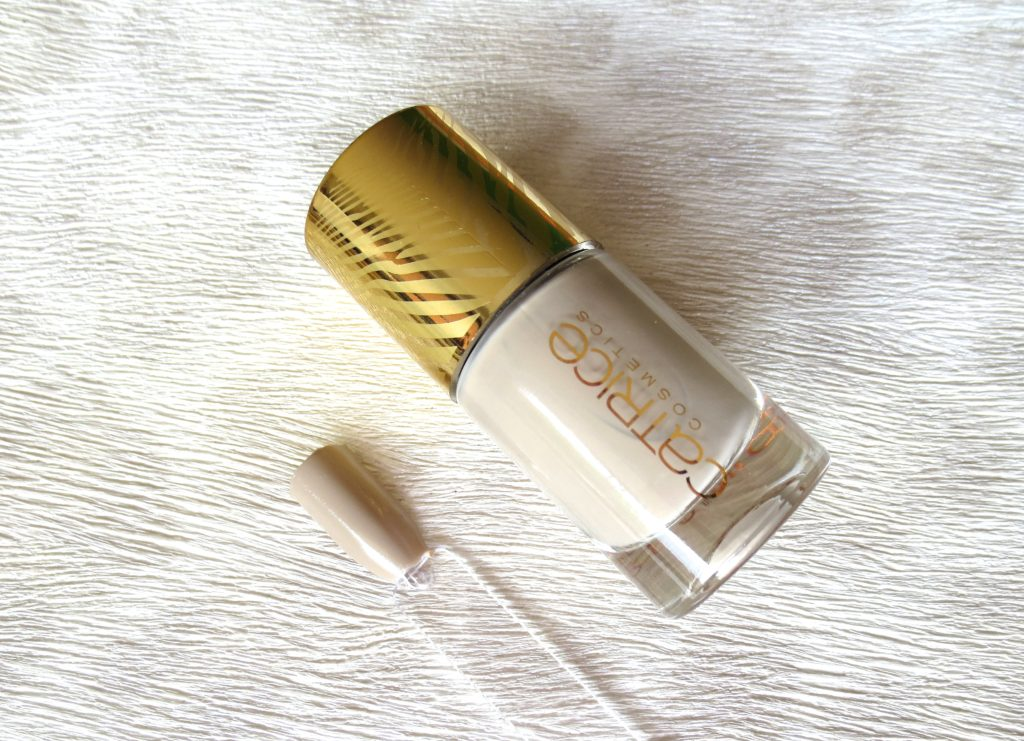 Catrice Sound of Silence nail lacquer Mudication